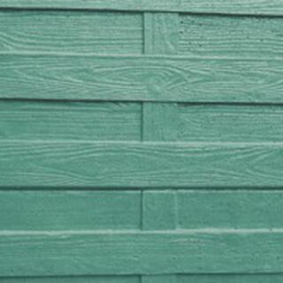 betonschutting hout Elegant
